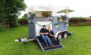 Reception Drinks Mobile Prosecco Bar Cheshire